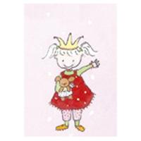 Pyttekort, Prinsessa på rosa