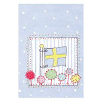 Pyttekort, Svensk flagga