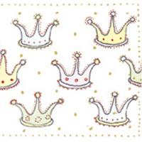 Doris kort, Kung / Prinsesskrona
