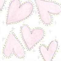 Doris kort, Rosa hjärtan