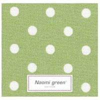 Tyg Naomi, grön