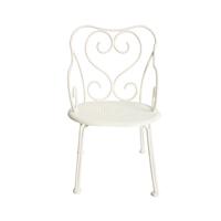 Romantic chair, Off white
