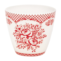 Lattemugg Stephanie, Red