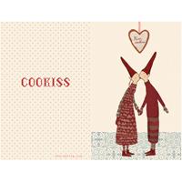 Kort med kuvert, Coo-Kiss Small