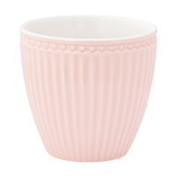 Lattemugg Alice, Pale pink