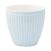 Lattemugg Alice, Pale blue