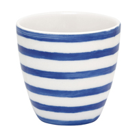Mini lattemugg Sally, Indigo