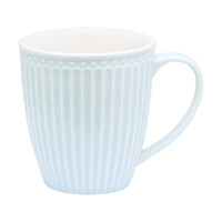 Mugg Alice, Pale blue