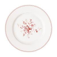 Assiette Abelone, Raspberry