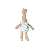 Micro Rabbit, Blå tröja