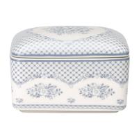 Butter box Stephanie, Dusty blue