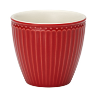 Lattemugg Alice, Red