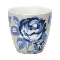 Mini lattemugg Amanda, Dark blue