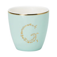 Mini lattemugg G, Mint