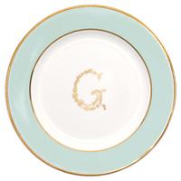 Liten assiette G, Mint