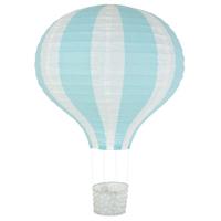 Rislampa Luftballong, Ljusblå