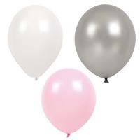 Ballonger, Ljusrosa