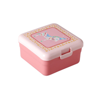Lunchbox Circus print, Pink