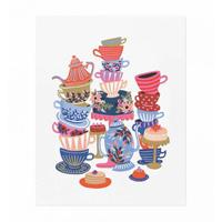 Plansch, Teacups