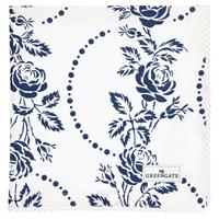 Servett Fleur, Blue