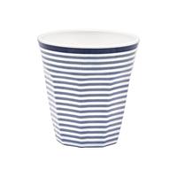 Melamine mug Thea, Blue