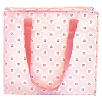 Storage bag Tammie, Pale pink small