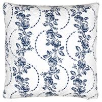 Kuddfodral Fleur, Blue