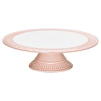 Tårtfat Alice, Pale pink