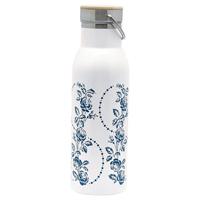Thermos flask Fleur, Blue