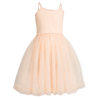 Ballerina dress, Powder
