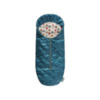 Sovsäck till mus, Blå