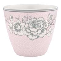Lattemugg Ella, Pale pink