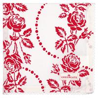 Servett Fleur, Red