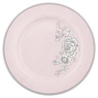 Assiette Ella, Pale pink