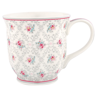Mugg Daisy, Pale grey