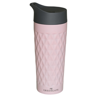 Travel mug, Pale pink