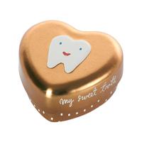 My Tooth box, Guld