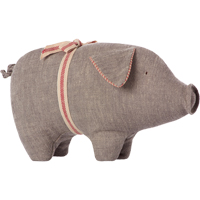 Pig, Grey