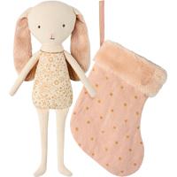 Bunny Angel in stocking, Powder