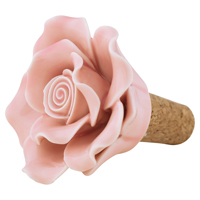 Wine stopper flower, Rose