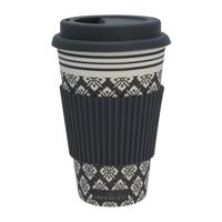 Travel mug Jackie, Dark grey