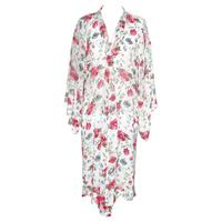 Kimono Meadow, White