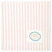 Servett Alice Stripe, Pale pink