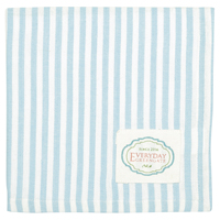 Servett Alice Stripe, Pale blue
