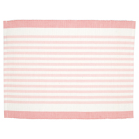 Tablett Alice Stripe, Pale pink