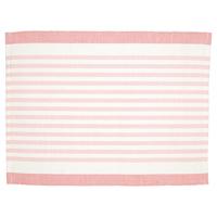 Tablett Alice Stripe, Pale pink
