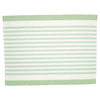 Tablett Alice Stripe, Pale green