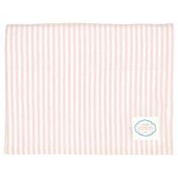 Duk Alice Stripe, Pale pink 145 x 250 cm