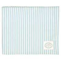 Duk Alice Stripe, Pale blue 145 x 250 cm
