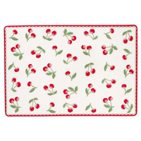 Buttering board Cherry, White